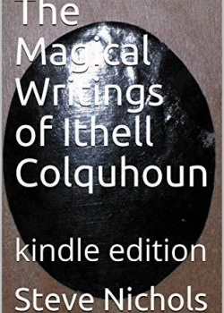 Magical Writings of Ithell Colquhoun